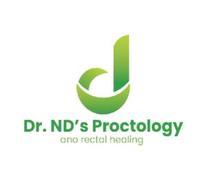 Dr nd proctology