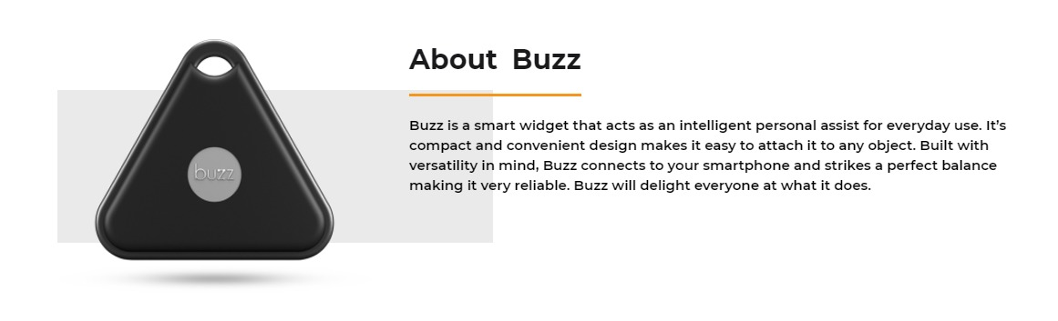 About Buzz